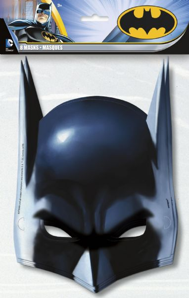 Batman Party Masks (8)